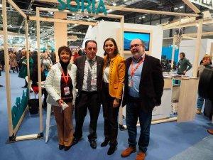 Soria en FITUR 2020 - fotos