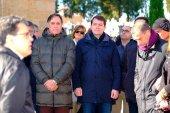 Mañueco participa en homenaje a abogados laboralistas asesinados