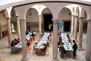 """Ganadores del II torneo infantil de ajedrez """"Villa de Ágreda"""""""