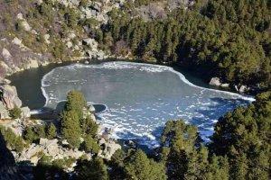 Los accesos a la Laguna Negra, abiertos
