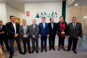 La Junta defenderá las obras de mejora de los regadíos