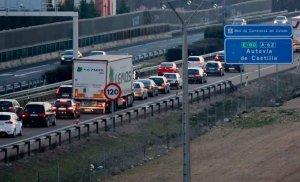Tercer carril para la autovía de Castilla