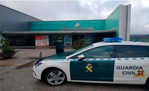 La Guardia Civil descubre una simulación de delito