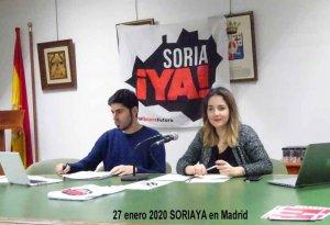 Soria ¡Ya! sondea colaboración en Madrid