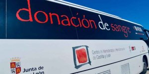 Donación de sangre en El Burgo