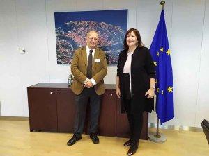 Igea pide a Comisión Europea recursos para crisis demográfica