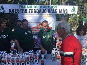El campo también se manifiesta en Soria por su futuro