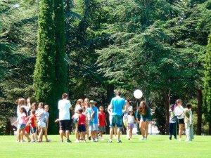 La Peonza facilita la conciliación en Semana Santa