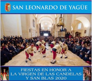San Leonardo de Yagüe se cita con sus danzas del paloteo
