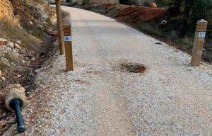 El PSOE, preocupado por el mantenimiento de Vía Verde
