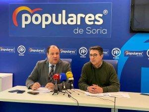 Peregrina y Heras presentan acuerdo marco en servicios sociales