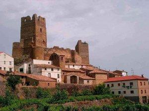 """""""Comando actualidad"""" visita el castillo de Vozmediano"""