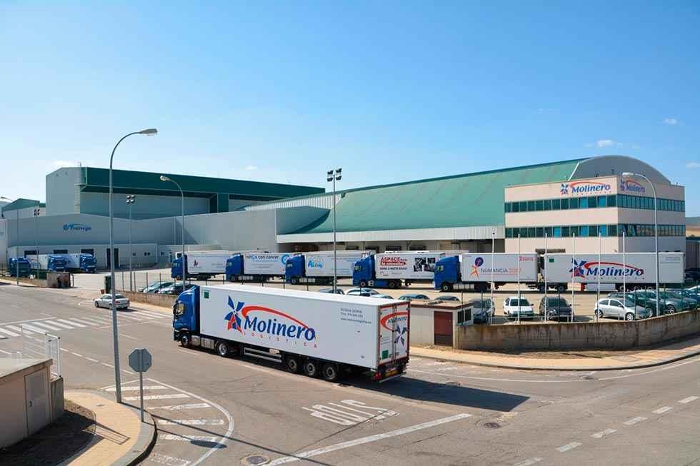 Friólvega construye el mayor centro logístico en frío de España