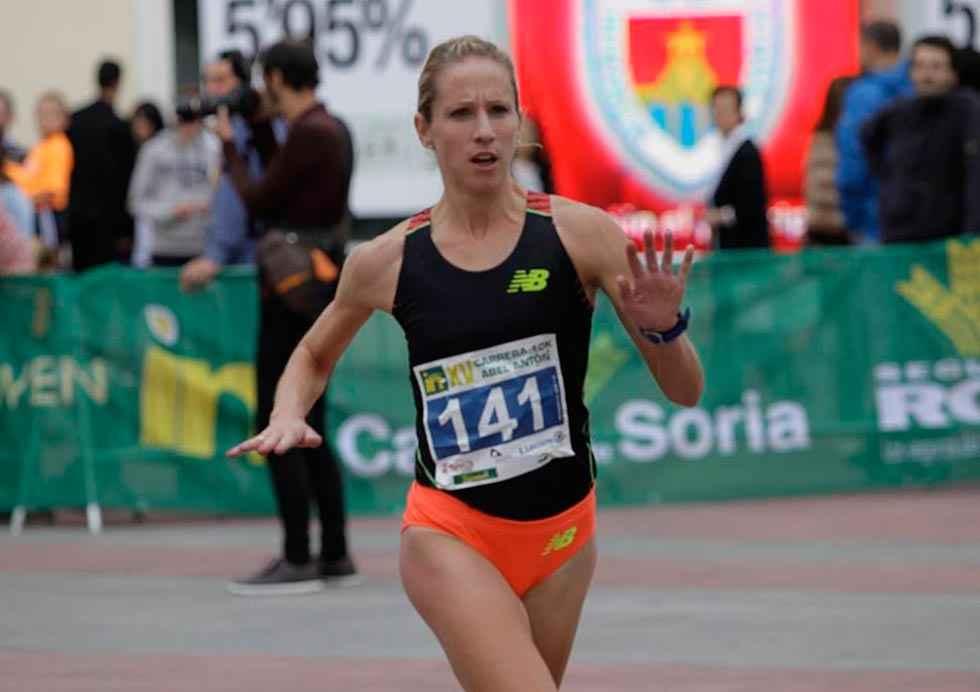 Navascués, novena en el Campeonato de España de Medio Maratón