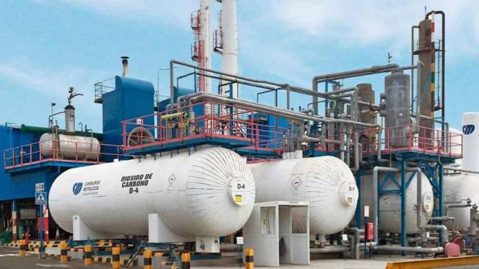 Planta de captura de CO2, en tramitación en Garray