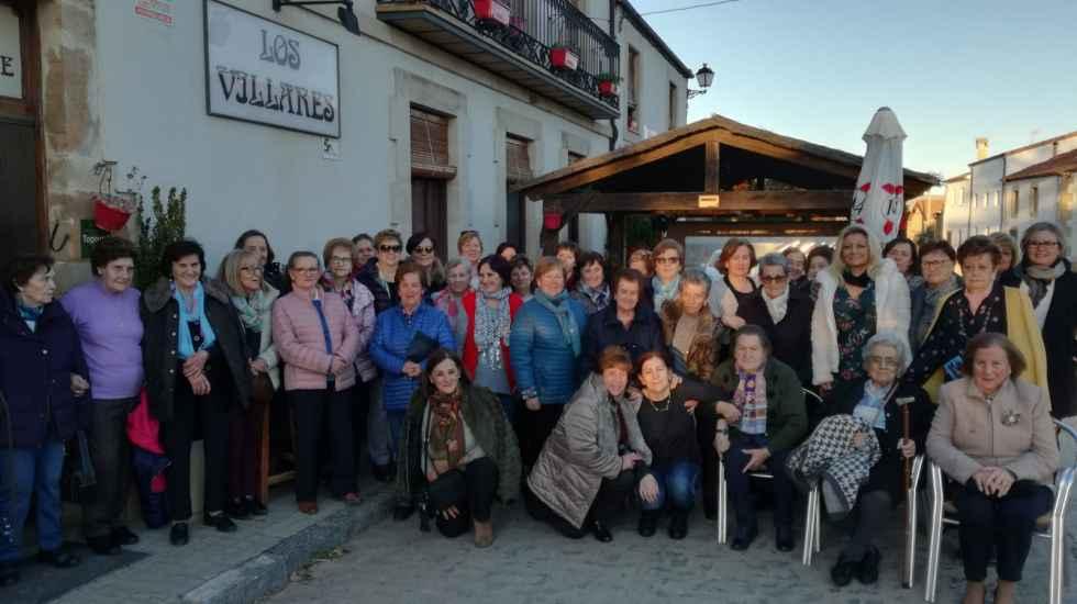 El Valle celebra la festividad de Santa Águeda