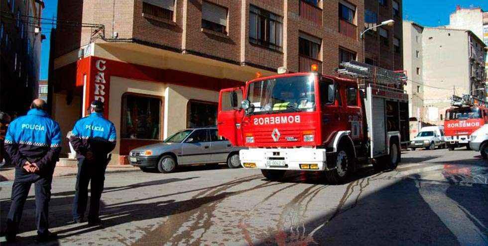 Los bomberos han realizado 576 intervenciones en 2019