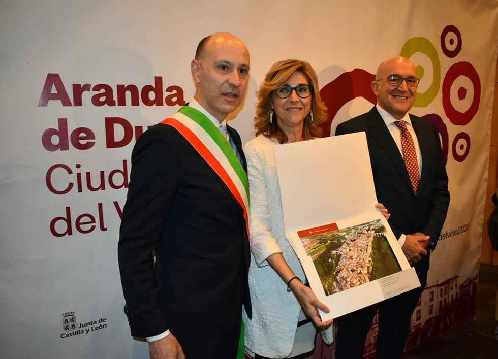 Aranda del Duero, Ciudad Europea del Vino 2020