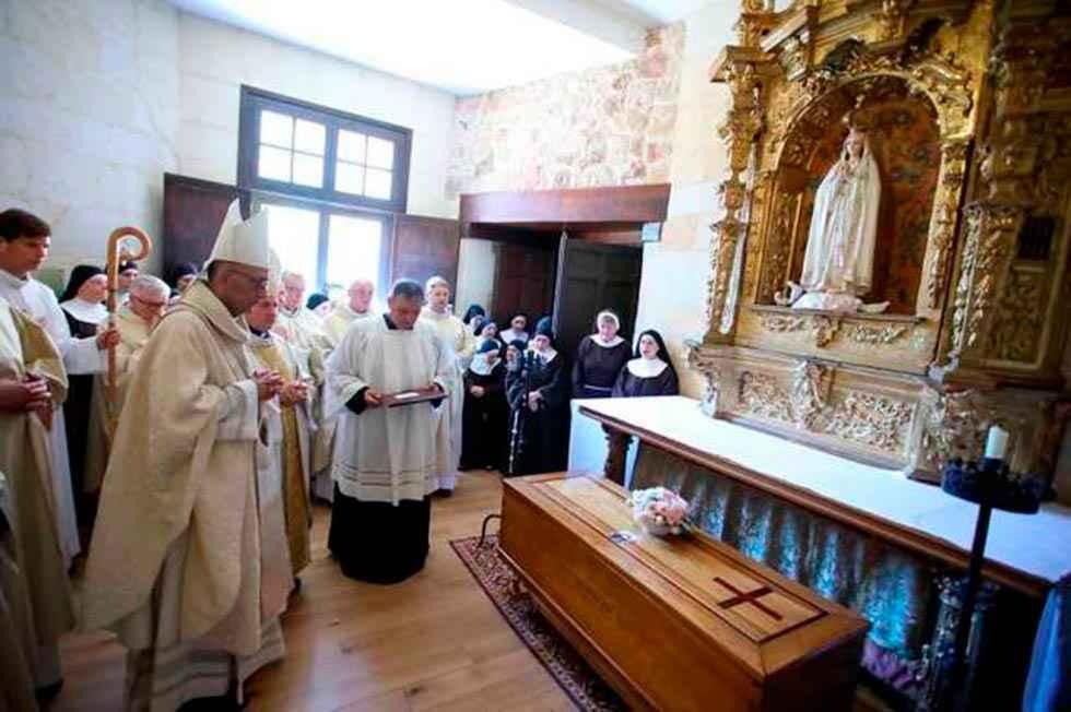Misa pro beatificación de Madre Clara