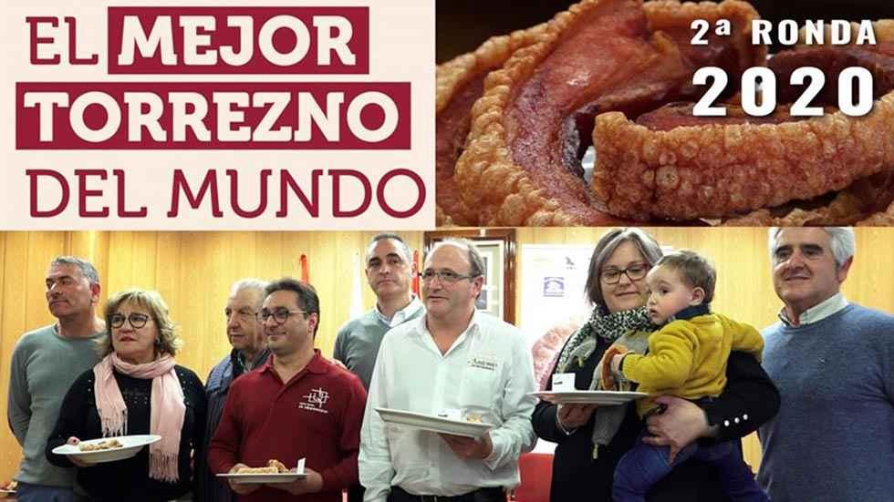 """""""El Mejor Torrezno del Mundo"""" en San Esteban de Gormaz"""
