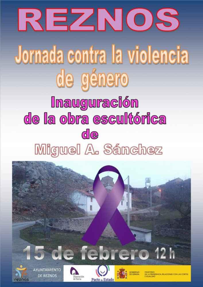 Reznos se moviliza contra la violencia de género