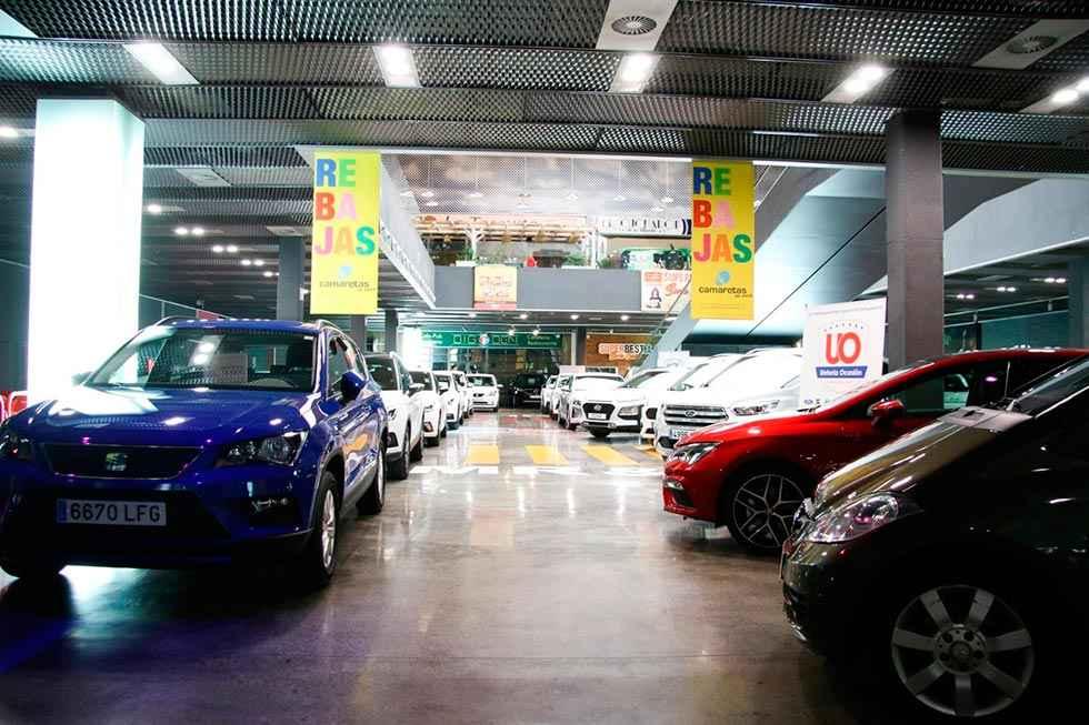 """Balance """"excepcional"""" de Feria de vehículos de ocasión"""