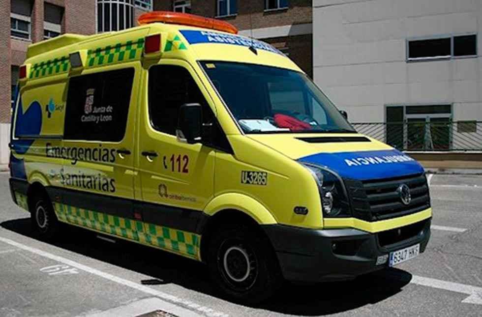 Fallecida por intoxicación de humo en Burgos