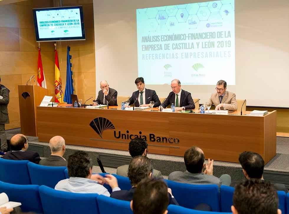 Unicaja Banco radiografía el sector empresarial