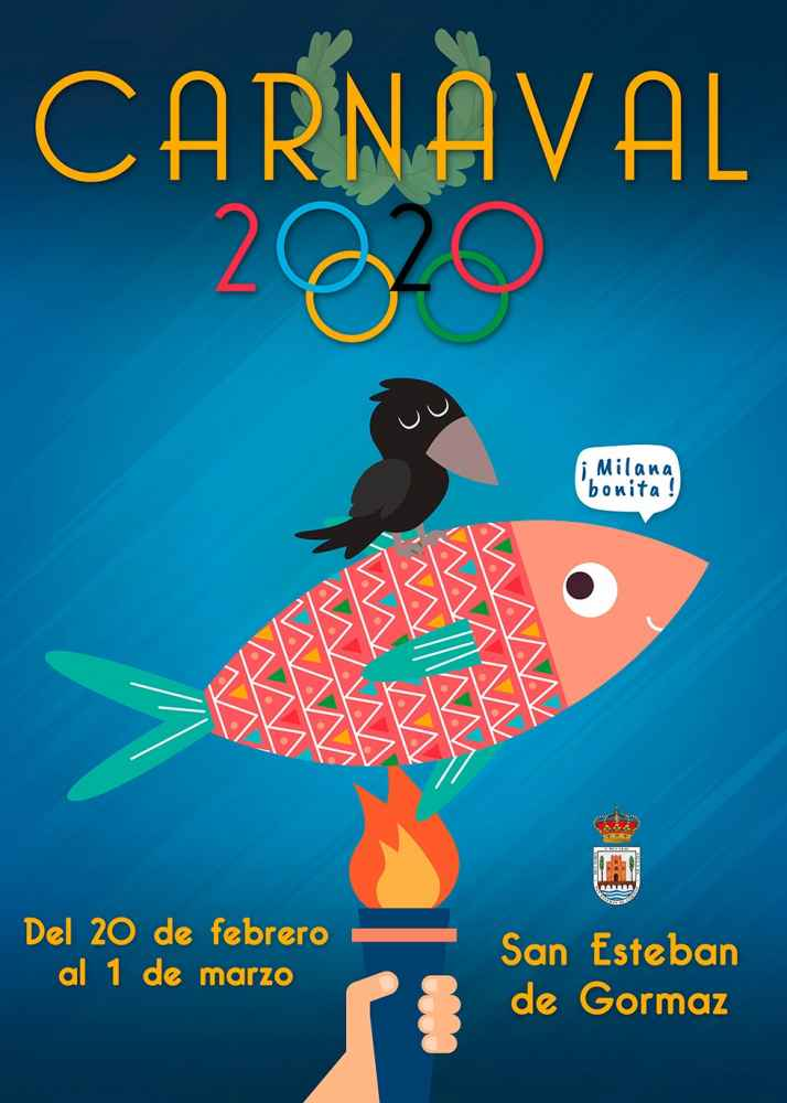 Programa para los carnavales en San Esteban de Gormaz