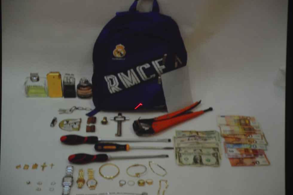 Desarticulada banda que robaba en viviendas de Soria
