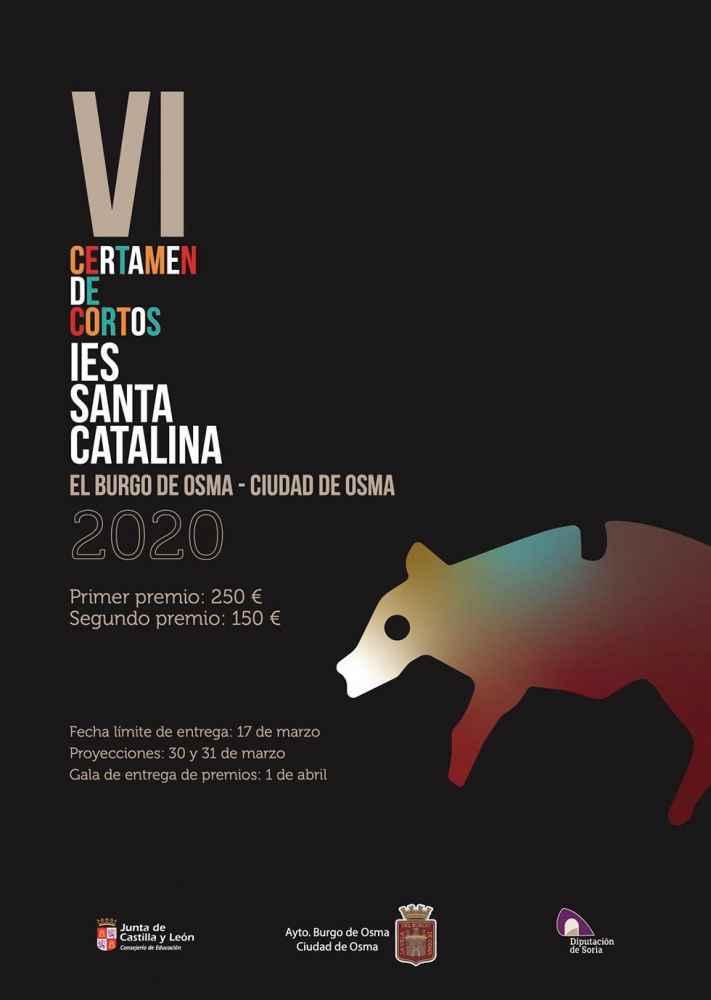 En marcha el VI Certamen de Cortos del IES Santa Catalina