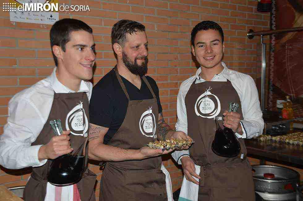 Soria&Trufa atrae a nuevos visitantes a la provincia