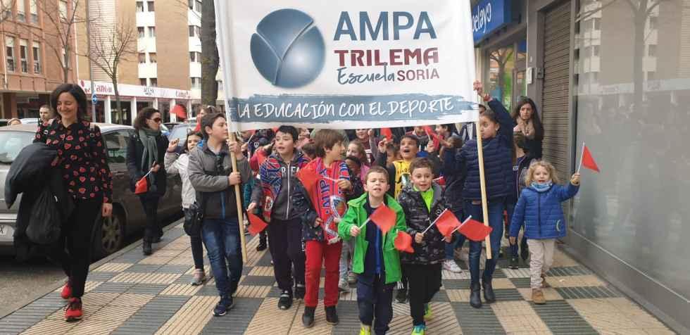 Trilema Soria educa con el Numancia