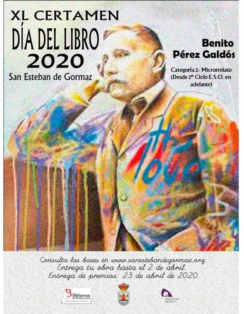 San Esteban de Gormaz convoca su  XL Certamen Día del Libro