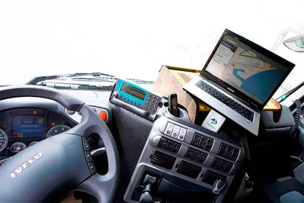 Investigado camionero por manipular el tacógrafo