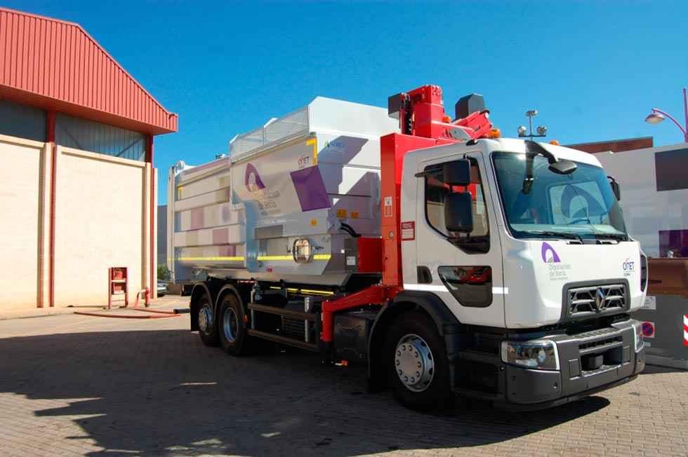 Más de 18 toneladas de residuos domésticos en 2019