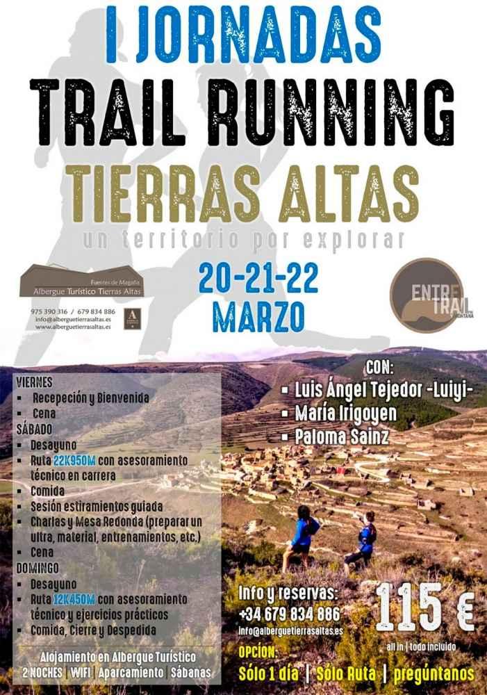 I Jornadas Trail Running Tierras Altas