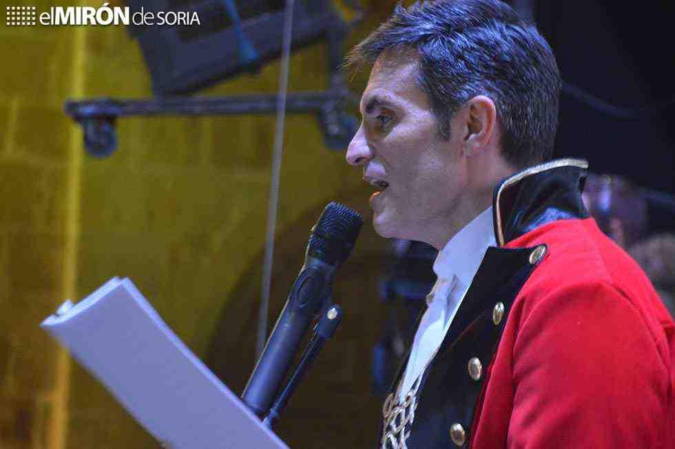 Larrodera abre el carnaval con un pregón de vivencias sorianas
