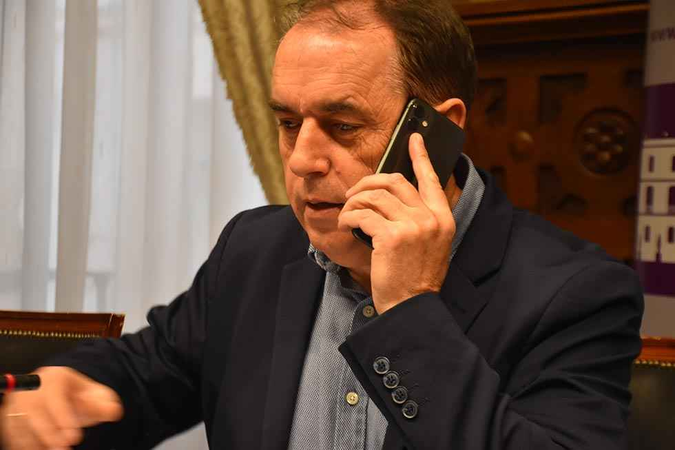 Benito Serrano, coordinador general del PP de Soria