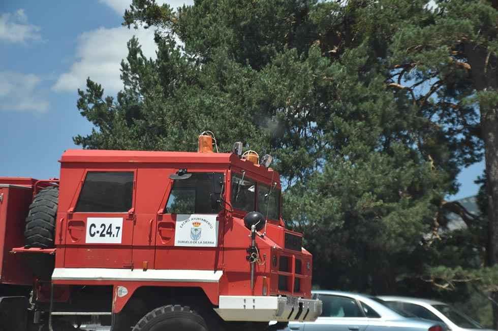 El PSOE urge a definir el modelo de extinción de incendios