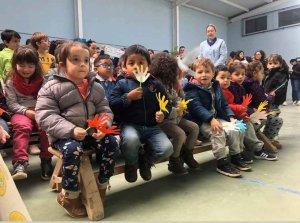 """El colegio Calasancio """"Whatsapea por la Paz"""""""