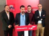 El PSOE quiere ser el referente político y social de la Comunidad