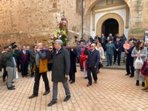 Arcos de Jalón se viste de gala en San Blas