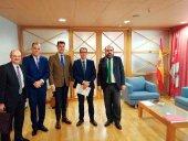 """La Junta y la ONCE ponen en común estrategias para """"Juego Responsable'"""""""