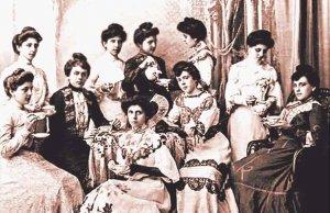 Noviercas se viste de Bécquer en carnavales