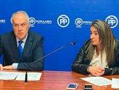 El PP denuncia la política laboral del Ayuntamiento