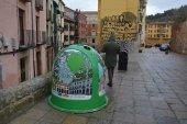 El Ayuntamiento asegura que mejoran los datos de reciclaje