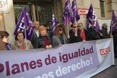 CC.OO. denuncia que persiste la brecha salarial