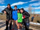 Nueva prueba de campo a través escolar en Navaleno