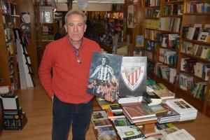 Goikoetxea presenta el libro de su vida deportiva